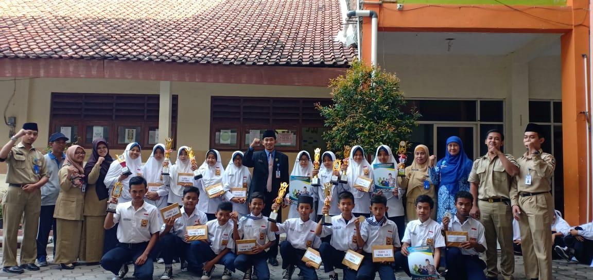Prestasi SMP Muhammadiyah 8 surakarta